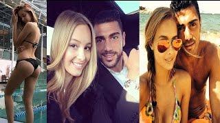 Graziano pelle's girlfriend, viky (viktoria) varga || varga, girlfriendsoccer wags - football epl italy -...