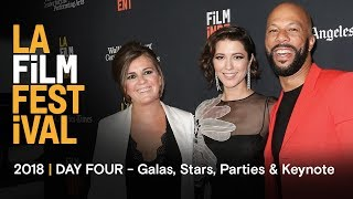 LA Film Festival | Mary Elizabeth Winstead, Common, Kumail Nanjiani, Regina Hall | Day Four recap