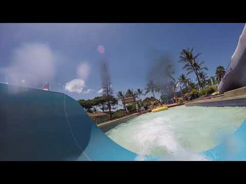 O Hana Highway - Wet n Wild Hawaii