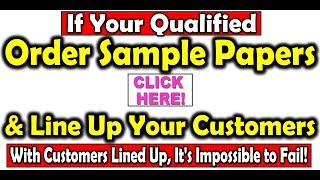 Sell Every Customer You Visit!