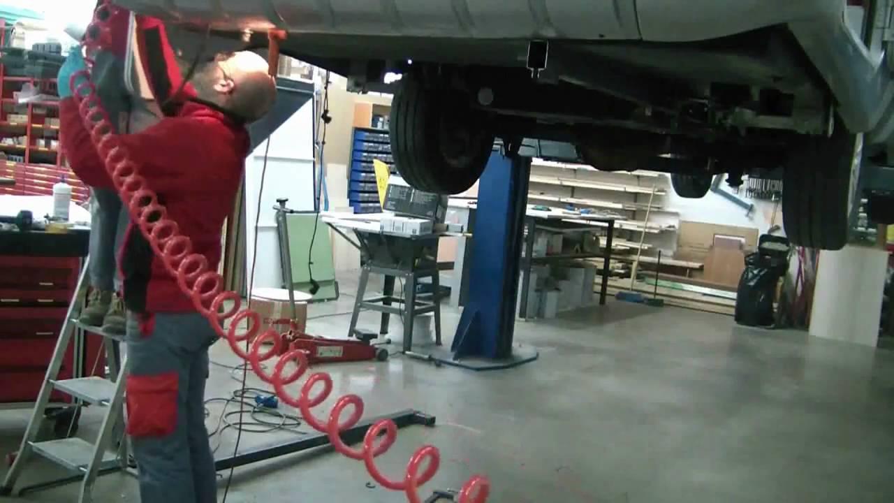 Costruzione di un portamoto youtube for Piani di costruzione di un garage
