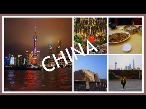My Experience in China | Beijing, Shanghai, Being Black in China | Travel