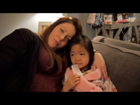 Talking To Our Daughter About Her Adoption