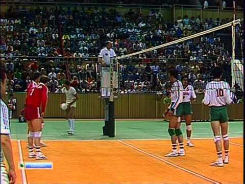 @Olympics 1980 Volleyball Men Final USSR Bulgaria