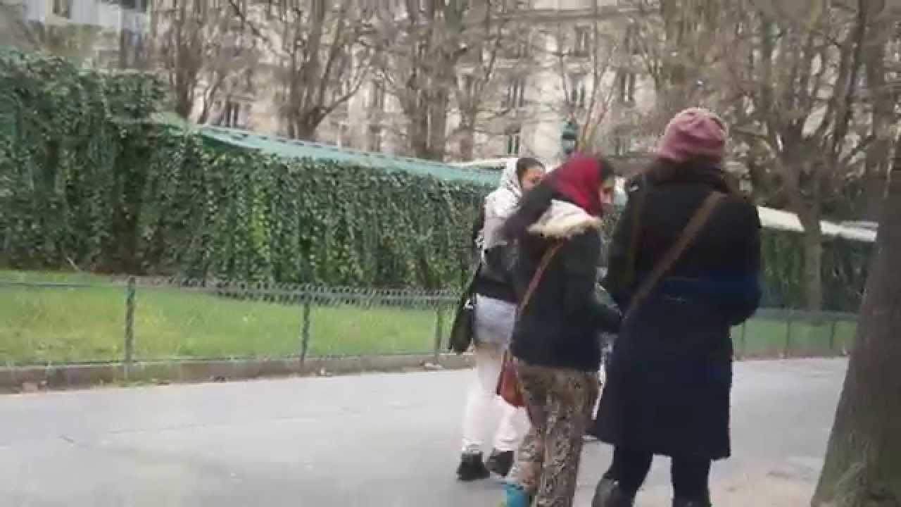 Pickpocket Paris 2014 in action. - YouTube