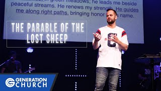 THE PARABLE OF THE LOST SHEEP   THE PARABLES OF JESUS