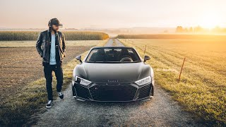 2020 Audi R8 Spỳder RWD | The Good Life On The Grimsel Pass!