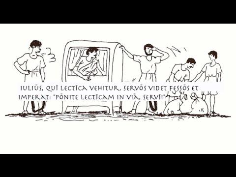 Dialogue in Latin III: Via Latina longa est.