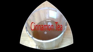 Cinnamon Tea || Just Boil 2 Ingredients And Drink Before Bed Time To Lose Weight In A Week