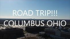 Road Trip!!! Toronto to Columbus Ohio