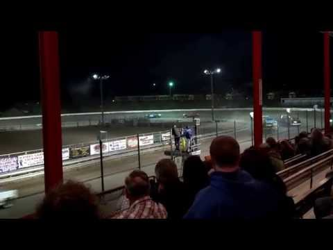 Hobby Trucks 9-6-14 El Paso County Speedway Calhan Co