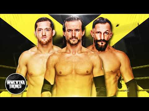 2017: The Undisputed ERA 1st and NEW WWE NXT Theme Song -