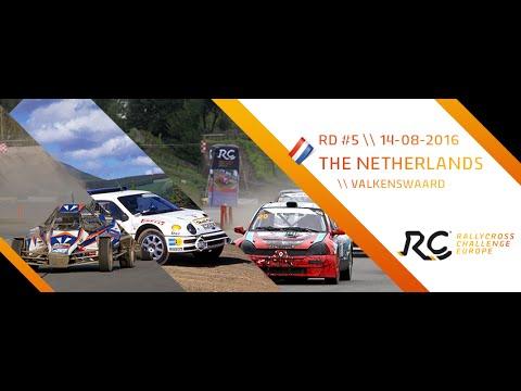 Rallycross Challenge Europe, Valkenswaard (2016)