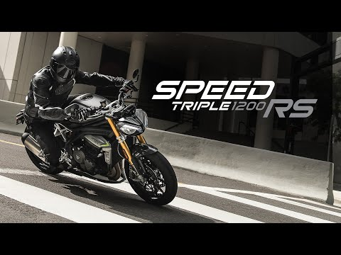 All-New Speed Triple 1200 RS