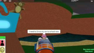 Playing Roblox/Night routine