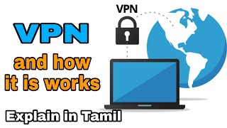 What is VPN & How it works | in Tamil |