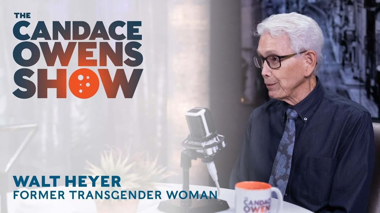 The Candace Owens Show: Walt Heyer