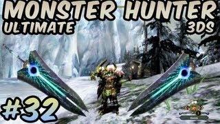 Monster Hunter 3 Ultimate | Capítulo 32 | Tenebra (DLC) y Duramboros (Tanzia)