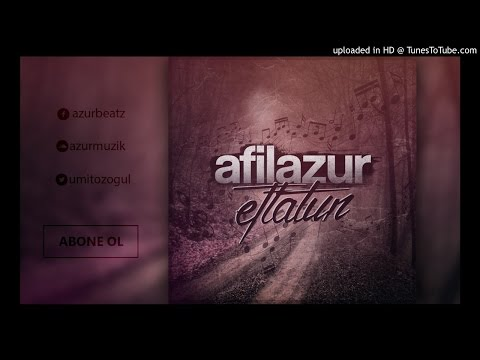 Afil Azur - Eflatun