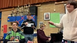 When the choir teachers gone... (Christmas Edition)