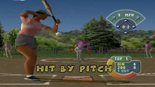 Sammy Sosa Softball Slam (PS1) w/ Gizmo