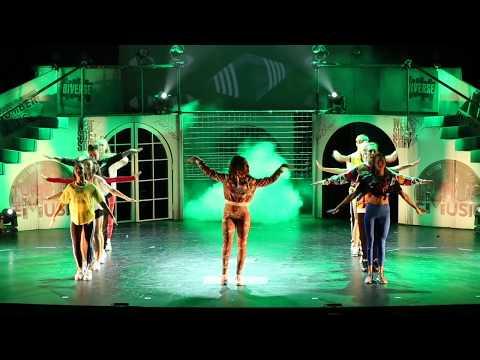 Matt Steffanina Choreography @ Diverse Performing Arts School in Dubai - OG Bobby Johnson