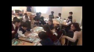 244 mekteb Открытый урок по Познанию Мира 2 класс