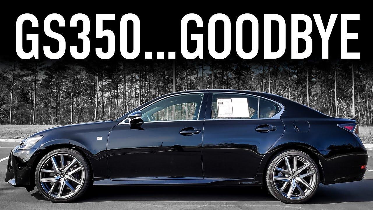 2020 Lexus GS 350 F Sport Review...The Final Chapter