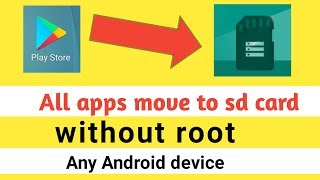how to install apps sd card in hindi |  move apps to sd card |