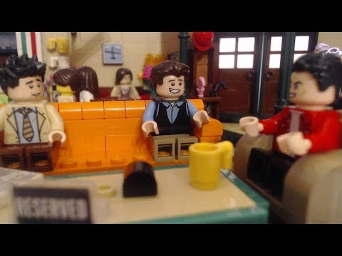 Lego Friends (TV SHOW) Joey And Ross Are Dating The Same Woman