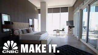 Inside L.A.'s Most Expensive Apartment Rental | CNBC Make It.
