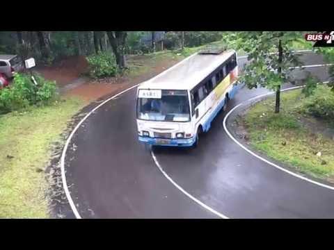 അതിരപ്പിള്ളിയുടെ വെള്ളകൊമ്പൻ | Chalakudy-Athirapilly KSRTC | www.busntrips.com
