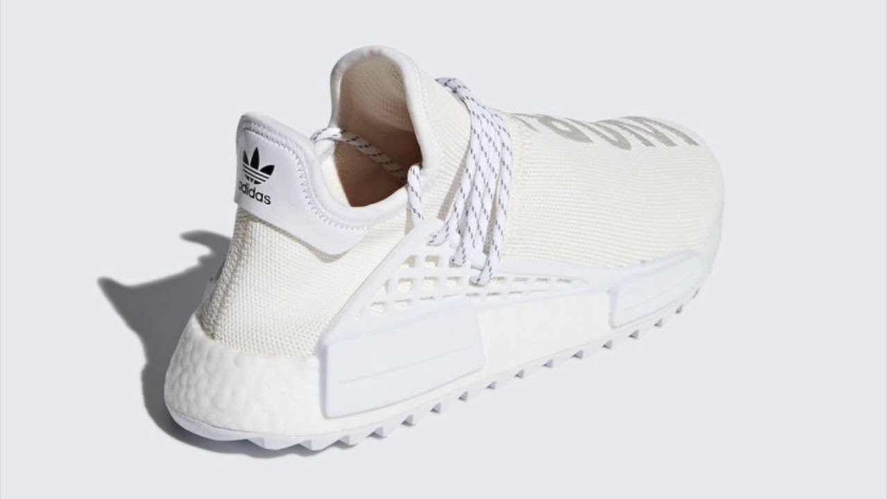 96b809221169 Pharrell Williams x adidas Hu NMD BC  Blank Canvas  TIPS   HINTS To Help  You On Release Day