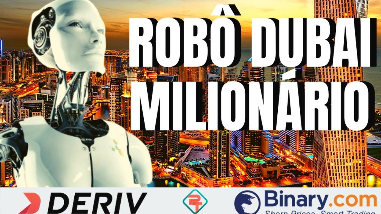 robô milionario funciona