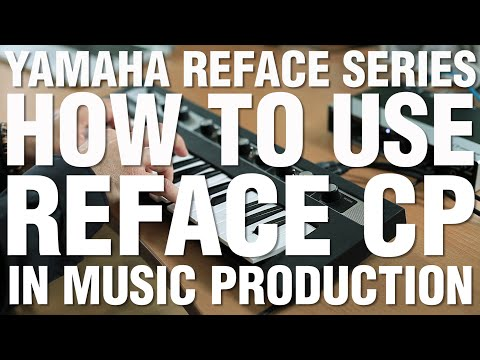 How To Use Reface CP In Music Production