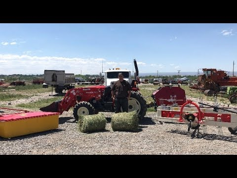 How To Hay Small Acreage
