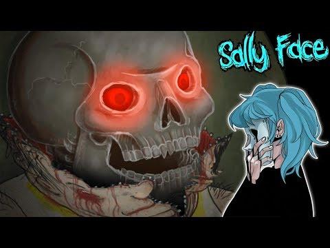 ВЕСЬ СЕКРЕТ САЛЛИ-КРОМСАЛИ в Sally Face