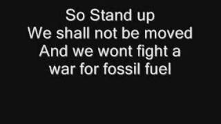Flobots - Stand Up With Lyrics
