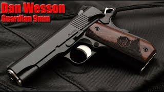 Dan Wesson Guardian 1911 9mm First Shots