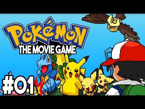 Pokemon The Movie Game Part 1 Mewtwo Strikes Back Pokemon Fan Game Gameplay Walkthrough