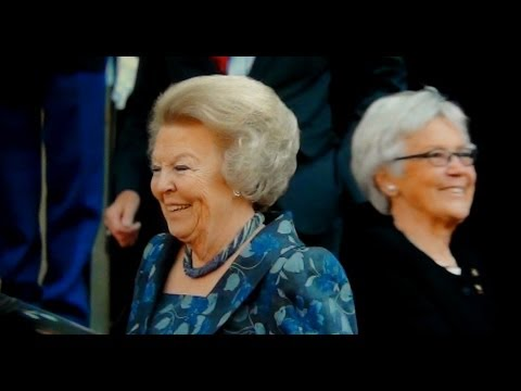 Prinses Beatrix & Hartsvriendin Renée Smith-Röell