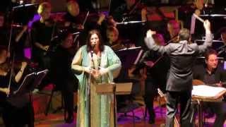 מריה פרנדורי Maria Farantouri 2014  העולם הצוחק To Gelasto Paidi
