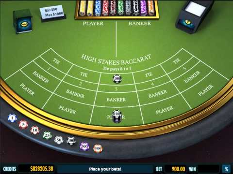 high stakes craps video instruction