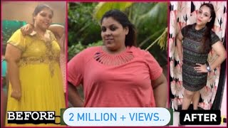 How I lost 55 kg's || My Real Weight Loss Journey Story || Fitness And Lifestyle