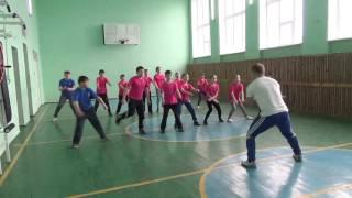 Дитяча легка атлетика урок у 5 класі школа-інтернат