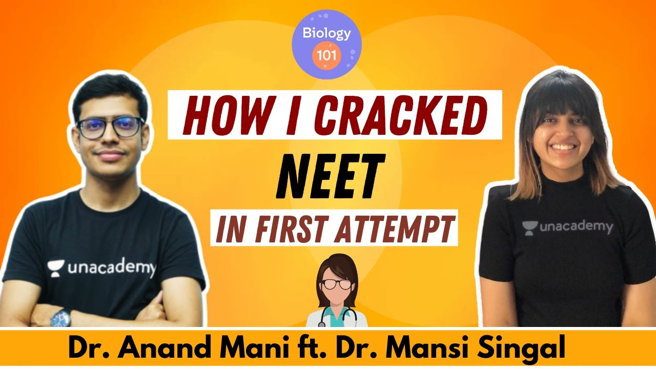 How I Cracked NEET in First Attempt Without Coaching ft Dr. Mansi Singal | Dr. Anand Mani
