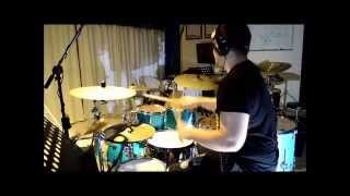 GIANNOS MICHAEL RECORDING DRUMS FOR A MARIOS XAJIKKOS COMPOSITION