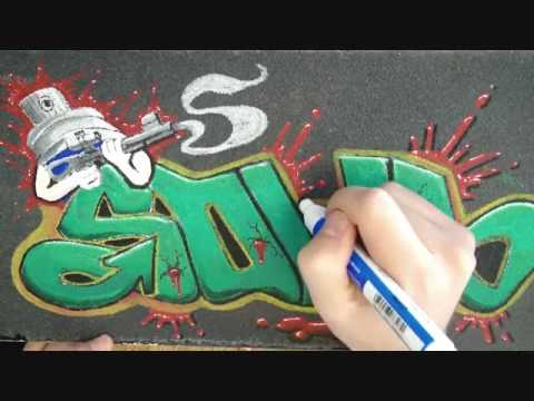 Skateboard graffiti 2 youtube skateboard graffiti 2 thecheapjerseys Gallery
