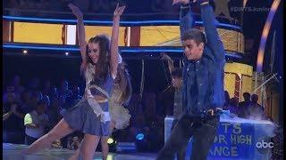 Mackenzie Ziegler (Kenzie) & Sage Rosen - Dancing With The Stars Juniors (DWTS Juniors) Episode 4