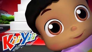детские песни | Десять малышей + Еще! | KiiYii | мультфильмы для детей